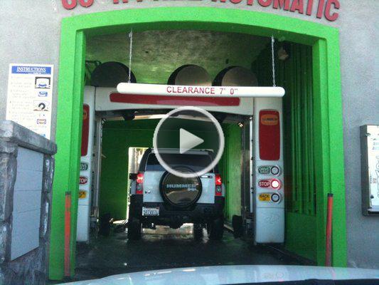 Frog's Express Car Wash